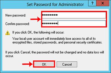 how to change administrator password on mac mini